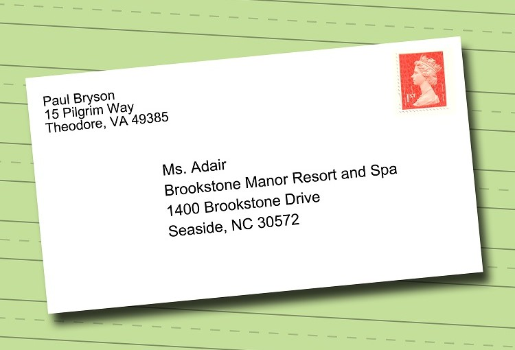 Business Letter: Staying Polite and Friendly